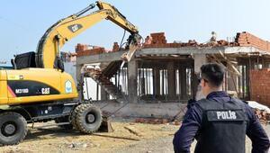 Bursa'da kaçak yapılaşmayla kararlı mücadele