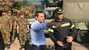 Yunan hükümeti 91 kişinin öldüğü yangından sonra kaçak yapılaşmaya savaş açtı