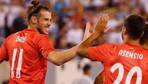 Real Madrid, ilk 15 dakikada fişi çekti
