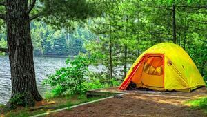 Türkiyenin en güzel 10 kamp alanı