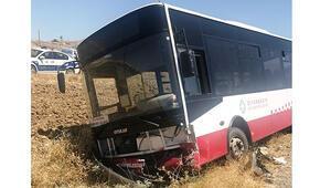 Ergani'de trafik kazası: 3 yaralı