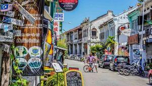 Malezyanın otantik adası: Penang