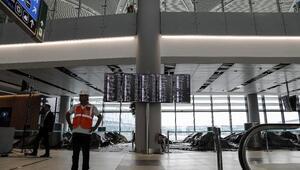 Ulaştırma Bakanından Üçüncü Havalimanında inceleme