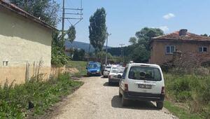 Kütahyada cinayet şüphelisi ağabey- kardeş tutuklandı