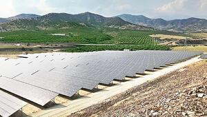 15 milyon Euro'ya İzmir'e en büyük güneş tarlası