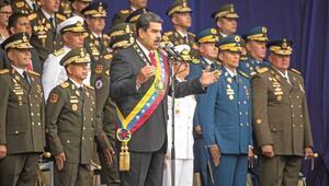 Venezuela Devlet Başkanı Maduroya yönelik suikast girişimi sonrası flaş gelişme