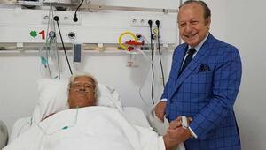 Hastaneden ilk fotoğraf
