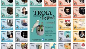 55. Uluslararası Troia Festivali başlıyor