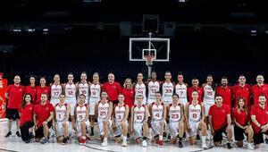 A Milli Kadın Basketbol Takımı, Slovenya'da