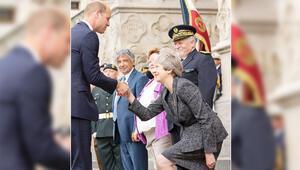 Başbakan reveransı yine abarttı