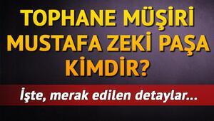 Filinta Mustafa lakaplı Mustafa Zeki Paşa kimdir