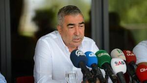 Samet Aybaba: Fenerbahçe maçına odaklandık