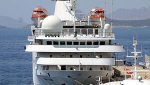 Orient Queen ile 195 Lübnanlı Bodruma geldi