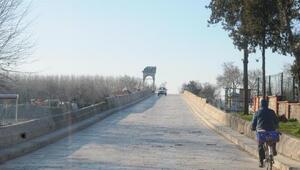 Edirnede tarihi köprüler onarıma alınıyor