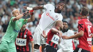 Beşiktaş evinde LASK Linzi 1-0 mağlup etti... İşte maçın özeti ve golleri