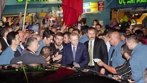Cumhurbaşkanı Erdoğan: Onların dolarları varsa bizim de halkımız var, Allahımız var