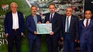 Bursaspordan ilginç kombine bilet projesi