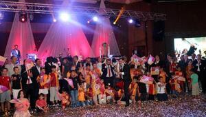 Galatasarayın şampiyonluğu Ereğlide kutlandı