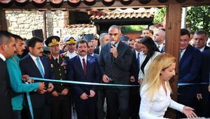 Çanakkalede restore edilen Atatürk Evi Müzesi ziyarete açıldı