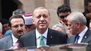 Cumhurbaşkanı Erdoğan: Ekonomik savaşı da başarılı bir şekilde vereceğiz/Ek fotoğraf