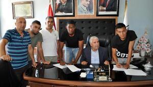 Çermikspora transfer olan 2 Kolombiyalı futbolcu için tercüman bulundu