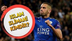 Islam Slimani kimdir Hangi takımda oynuyordu