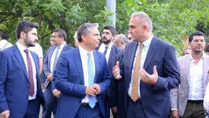 Başkan Uysal, Bakan Ersoyu davet etti