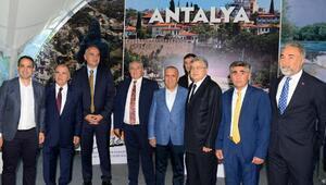 ATSO heyeti Türkiye Festivalinde