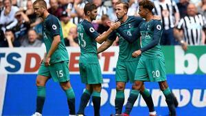 Spurs Premier Lige galibiyetle başladı.