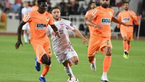 Demir Grup Sivasspor - Aytemiz Alanyaspor: 1-0