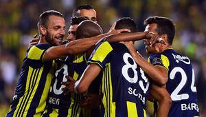 Kadıköyde Samba Fenerbahçe evinde Bursasporu devirdi...