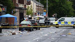 Manchester'da silahlı saldırı