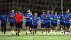 Antalyaspor galibiyete odaklandı