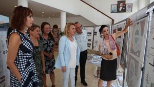 İEÜ öğrencilerinin projeleri Urlada sergileniyor