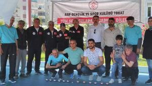 Suluova Huzurevi Bocce Takımı, Türkiye finallerinde