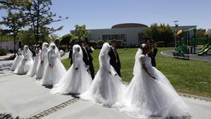 İşte yılın düğünü