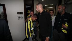 Ağrılı Ramazanın Fenerbahçe hayali gerçek oldu