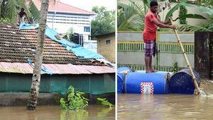 Hindistanda muson mevsimi 774 can aldı