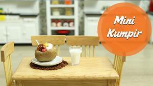 Mini Türk Mutfağı - Mini Kumpir