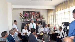 Başkan Polattan ilçe ziyaretleri