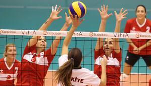 Voleybol heyecanı Antalyada yaşanacak
