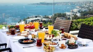 İstanbul'un deniz manzaralı kahvaltı mekânları