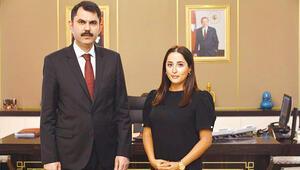 Önüne geleninşaatyapamayacak Çevre ve Şehircilik Bakanı Murat Kurum Hürriyet'e özel açıklamalar yaptı