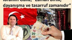 TBM Başkanı Güllü krize karşı tüketicilere yedi altın öğüt verdi