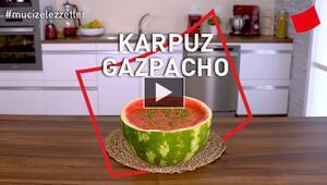 Karpuz Gazpacho Tarifi