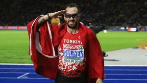 Ramil Guliyev zirveyi bırakmadı