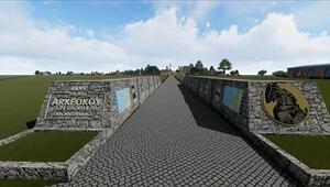 Troya'yı yaşatan 'arkeo-köy'
