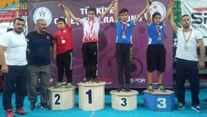Çevreli Spor Kulübü güreş takımı Türkiye 3üncüsü oldu