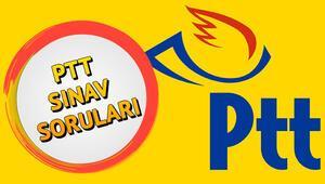 PTT yazılı sınav sonuçları ne zaman açıklanacak PTT yazılı sınavı soru ve cevapları yayımlandı