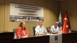 İnşaat Mühendisleri Odası: Türkiyedeki yapıların yarısı depreme hazırlıklı değil